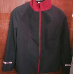 Jacket Workwear Railway