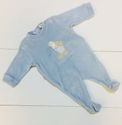 New delicate overalls Italy