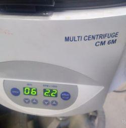 SM-6M used laboratory centrifuge, working