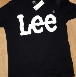 New men's t-shirt Lee