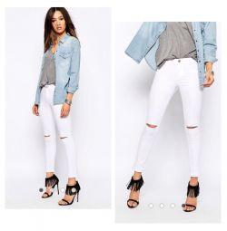 Нові джинси з розрізами Denim Life by Pimkie