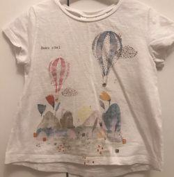 Zara Bebek Tişörtleri