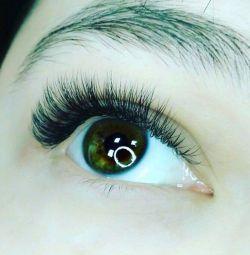 Extensie pentru ochi / sprancene / laminare