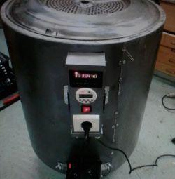 Electric dryer