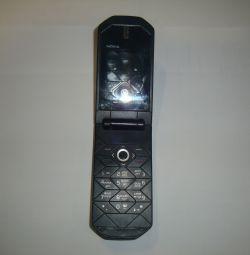 Nokia 7070 d-2 onarımı
