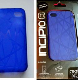Silicone Case for iPhone 4 / 4s, brand new.