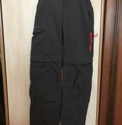 Детские штаны-трансформер Decathlon