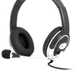 Headphones Ritmix RH-935M Black