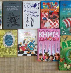 Cărți pentru copii și adolescenți
