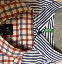 Пакет одягу для хлопчика Benetton і GAP, 11 12)