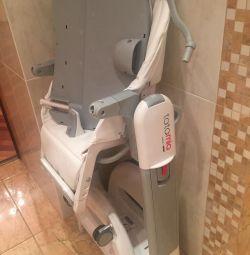 Peg-perego Tatamia chair white ideally