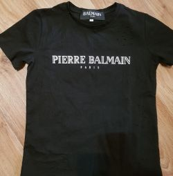 New t-shirt balmain