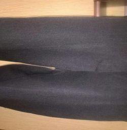 Uniformă școlară pantaloni.