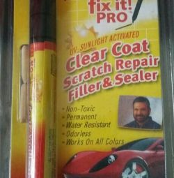 Pencil for cars