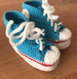 Spor ayakkabı 👟 patik yeni!