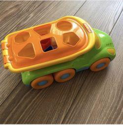 Сортер Машина грузовик