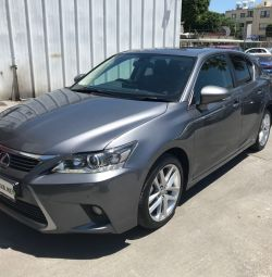 LEXUS CT200h ADVANCE