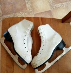 Skates 34 size for free