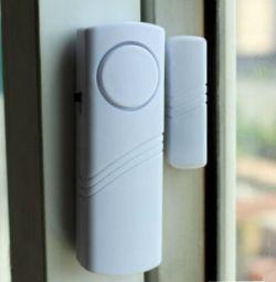 Датчик защиты на окна, двери
