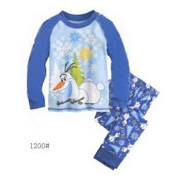 Pajamas for boy