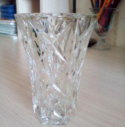 Soviet time vase