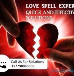 Spiritual Psychic, Spell Caster + 27730066655