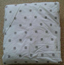 Bebek battaniyesi. Dolgu-Doğal ipek