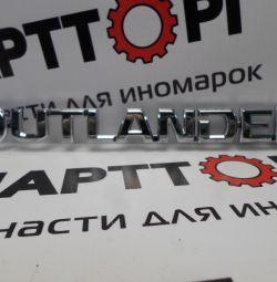 емблема Outlander
