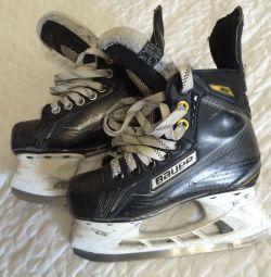 Хоккейные Коньки Bauer 1EE 160 33-34р.