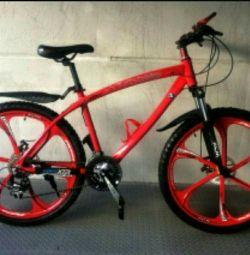 Велосипед на литье со скидкой(не кустарный BMW)
