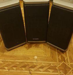 Home speakers, speakers, speakers