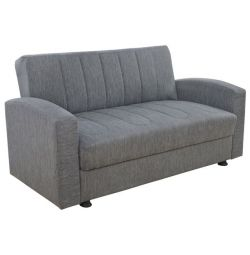 SOFA BED 2TREED DIMOS V05 GRAY HM3075.03