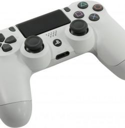 DualShock4 gamepads for PS4