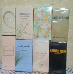 Parfüm rocher ve riko