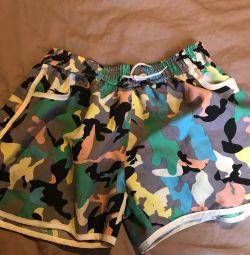 нові шорти