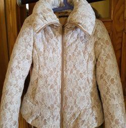 Куртка на девочку SISLEY