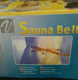 Пояс Сауна Белт для похудения