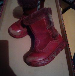 Χειμερινές μπότες Lel