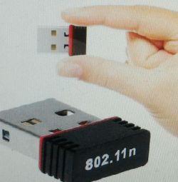 ? Network WiFi adapter for computer USB WiFi la