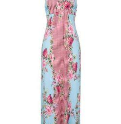 νέο μακρύ φόρεμα p.42-44