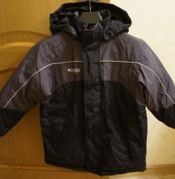 Down jacket Columbia