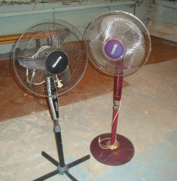 Ventilator pentru podea