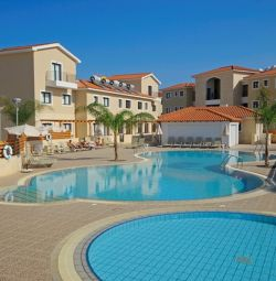 Two Bedroom Apartment in Protaras-AG11