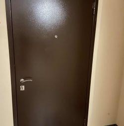 Νέα πόρτα εισόδου