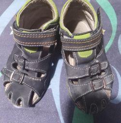 Sandalet kovboy