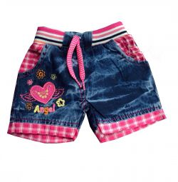 Jeans shorts for girls