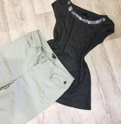 Türk capri kadın tişörtleri rr 44