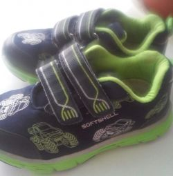 CTOFE ελαφριά πάνινα παπούτσια, μεγέθους 25