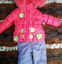 Kış kostümü Kiko