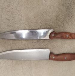 Μεγάλα μαχαίρια για μάγειρες